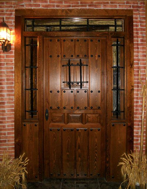 puertas de exterior r sticas mm On puertas de madera rusticas de exterior
