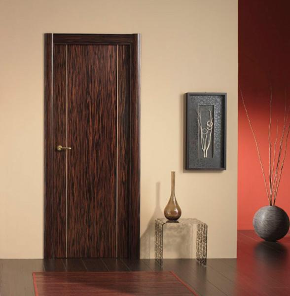 Puertas interior modernas mm - Puertas de madera interior ...